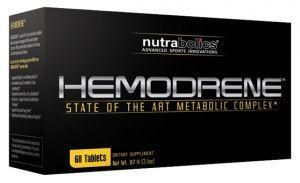 Nutrabolics Hemodrene, 60 таблеток