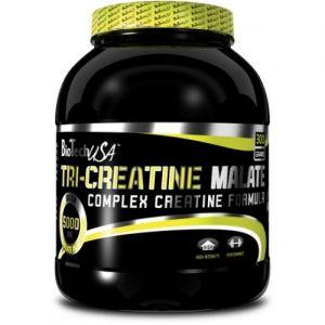 Biotech Tri-Creatine Malate, 300 грамм