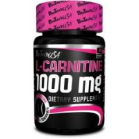 Biotech L-Carnitine 1000 mg, 30 табл