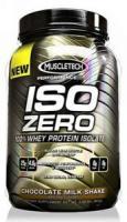 Muscletech Iso Zero Performans Series, 900 грамм