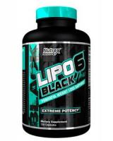 Nutrex Research Lipo-6 Black Hers, 120 капс