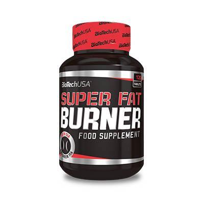 Biotech Super Fat Burner, 120 таблеток