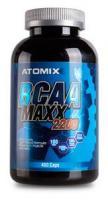 Atomixx BCAA Maxx, 400 капс