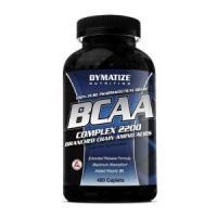 Dymatize BCAA Complex 2200, 400 каплет