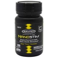 Muscletech NanoStim, 200 табл