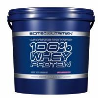 Scitec Nutrition 100% Whey Protein, 5 кг