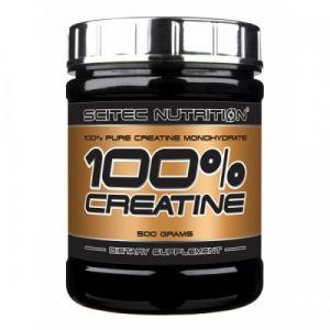 Scitec 100% Creatine, 500 грамм