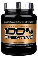 Scitec Nutrition 100% Creatine Monohydrate, 1 кг