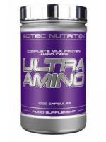 Scitec Nutrition Ultra Amino, 1000 капс