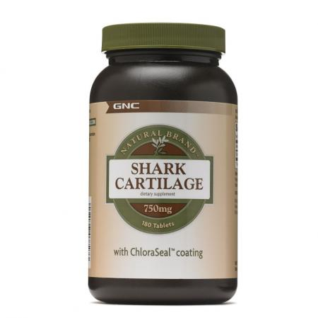 GNC Shark Cartilage, 180 таблеток