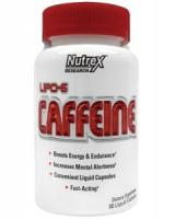 Nutrex Research Lipo-6 Caffeine, 60 капс