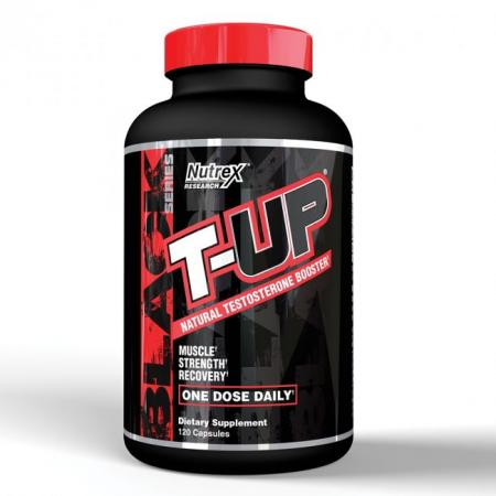 Nutrex Research T-UP Black, 150 капсул