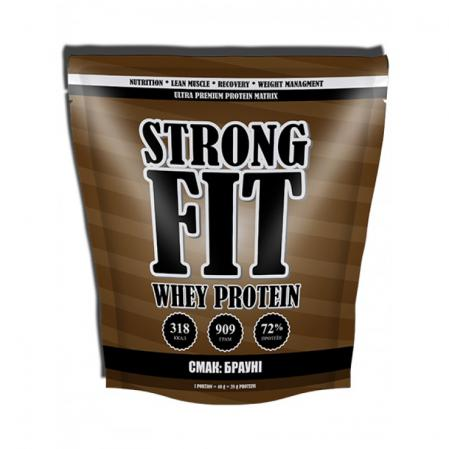 Strong Fit Whey Protein, 909 грамм