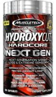 Muscletech Hydroxycut Hardcore Next Gen, 100 капс