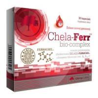Olimp Chela-Ferr bio complex, 30 капс