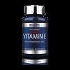 Scitec Vitamin E, 100 капсул