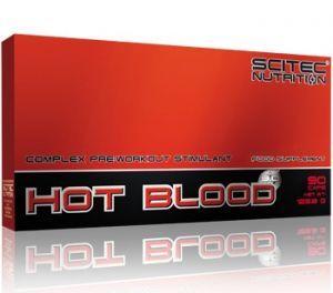 Scitec Hot Blood 3.0, 90 капсул