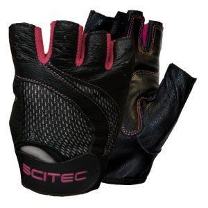 Перчатки женские Scitec, Pink Style