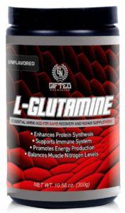 Gifted Nutrition L-Glutamine, 300 грамм