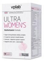 VPLab Ultra Women's Multivitamin, 90 каплет