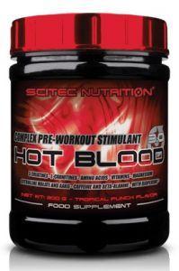 Scitec Hot Blood 3.0, 400 грамм