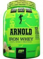 Arnold Iron Whey Protein, 680 грамм