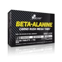 Olimp Beta-Alanine CARNO RUSH, 80 табл