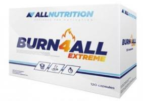 AllNutrition Burn4all Extreme, 120 капс