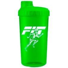 Fit MY Drink, 700 мл - зеленый неон