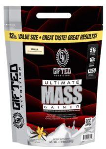 Gifted Nutrition Ultimate Mass Gainer 5,4 кг