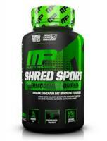MusclePharm Shred Sport, 60 капс