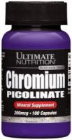 Ultimate Nutrition Chromium Picolinate, 100 капсул