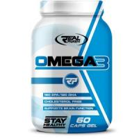 Real Pharm Omega 3, 60 капсул