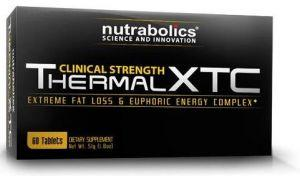 Nutrabolics Thermal XTC, 60 таблеток
